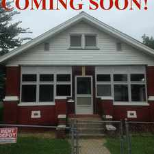 Rental info for 1631 S Bedford Ave in the Evansville area