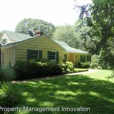 Rental info for 473 Berry Hill Rd