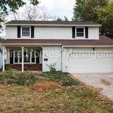 Rental info for Renovated Single Family Colonial in Solon in the Solon area