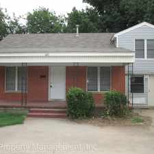 Rental info for 1021 College Avenue in the 73069 area