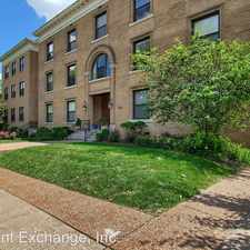 Rental info for 4496 Maryland Ave #3B in the St. Louis area