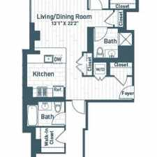 Rental info for $7650 2 bedroom Apartment in Jersey City in the Jersey City area