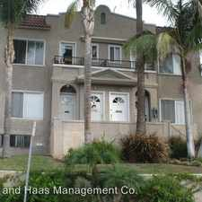 Rental info for 4021 E. 1st St. in the Long Beach area
