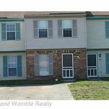 Rental info for 5645 Gregory Court in the 23703 area