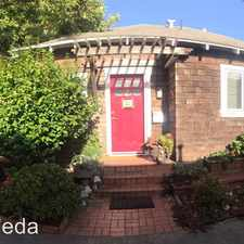 Rental info for 453 Central Avenue in the Oakland area