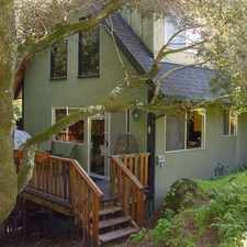 Rental info for Two Bedroom In Marin County
