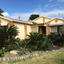 Rental info for A REAL GEM GREAT LOCATION WITH SWIMMING POOL in the Helensvale area