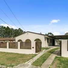 Rental info for Beautifully Presented in the Camira area