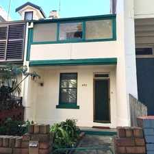 Rental info for HOLDING FEE TAKEN! LEASED BY AMY AUSTIN & EM NATOLI in the Sydney area