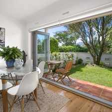 Rental info for Stylish Garden Townhome Enjoys Beautiful Beachside Setting