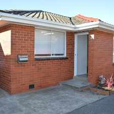 Rental info for RENOVATED DELIGHT! in the Melbourne area
