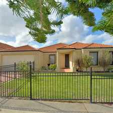 Rental info for Great Family Home! in the Perth area