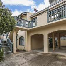 Rental info for Mediterranean comes to Maylands - Roof Terrace and River Glimpses in the Perth area