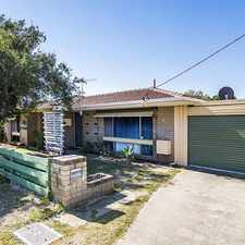Rental info for IDEAL RENTAL in the Perth area