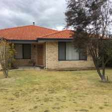 Rental info for FAMILY HOME WITH SHED in the Usher area