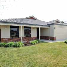Rental info for Baldivis Beauty in, The Dales Estate