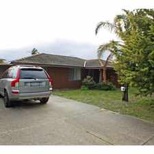 Rental info for Your New Family Home! Huge backyard with all possibilities! in the Noranda area