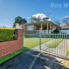 Rental info for A BRIGHT FUTURE AWAITS! in the Melbourne area