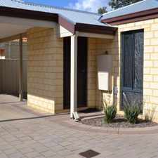 Rental info for SPACIOUS OPEN PLAN 3X2 in the Perth area