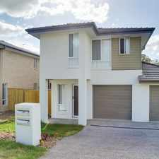 Rental info for Brand New Four Bedroom Home in the Brassall area