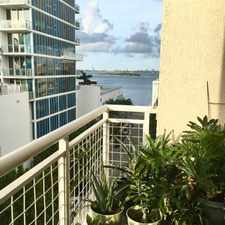 Rental info for One Bedroom In Dade County in the Miami area