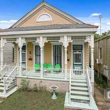Rental info for Two Bedroom In Algiers in the New Orleans area