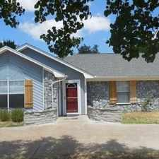 Rental info for Three Bedroom In North Central TX in the Denison area