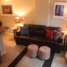 Rental info for Studio Bedroom In First Hill in the Downtown area