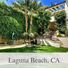 Rental info for 4 Bedrooms House - Rare Opportunity To Rent Thi... in the Laguna Beach area