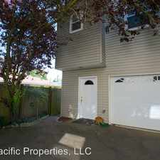 Rental info for 9505 8th Ave NW