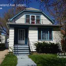 Rental info for 28 Rowland Ave (upper) in the 14225 area