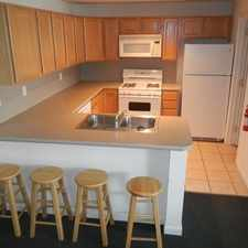 Rental info for 708 S. First