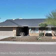 Rental info for 10978 E Kalil Drive
