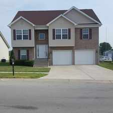Rental info for 4526 Sunset Circle in the St. Dennis area