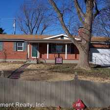Rental info for 811 Bray Ave in the Rolla area