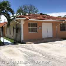 Rental info for 3650 SW 27th St - Front in the Miami area