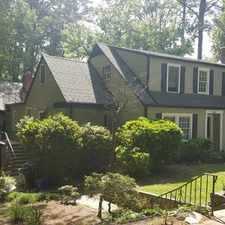Rental info for Beautiful property right next to Emory university! in the Atlanta area