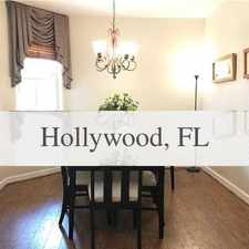 Rental info for 5 Bedrooms House - THIS BEAUTIFUL 2 STORY HOME. in the Pembroke Pines area