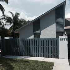 Rental info for 2777 Sw 2nd St
