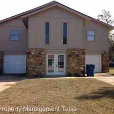 Rental info for 17253 South 91st E. Ave in the Bixby area