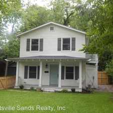 Rental info for 317 S 15th St