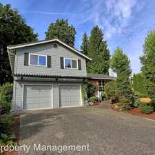 Rental info for 18913 SE 46th Way in the Sammamish area