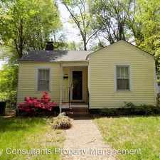 Rental info for 1809 Marion St. in the Greensboro area