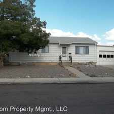 Rental info for 2012 N 22nd St in the 81501 area