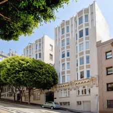Rental info for 626 Powell 404 - Bright Spacious Studio - Walk to FiDi - 1 Month FREE in the Downtown-Union Square area