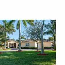Rental info for 7350 SW 152nd Ter