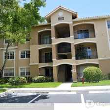 Rental info for $1625 2 bedroom Apartment in Pembroke Pines in the Fort Lauderdale area