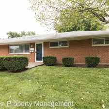 Rental info for 4606 Knobhill Dr