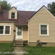 Rental info for 728 Creel Ave. in the Taylor Berry area
