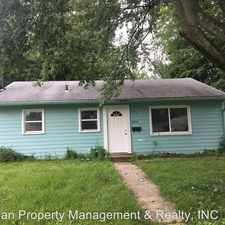Rental info for 4720 Reed St